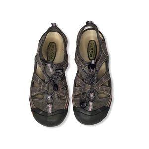Keen Canvas Sandals.